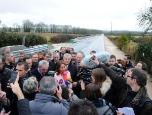 La première route solaire inaugurée en France