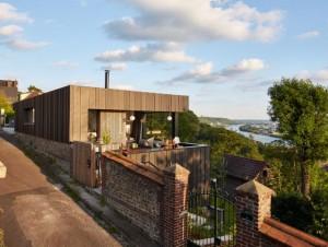 Une maison en zinc 2