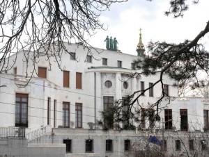 Ambassade de France à Belgrade : une rénovation ...