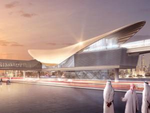 Les futures gares de Dubaï, le plus beau cadeau ...