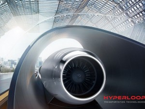 Hyperloop, le transport du futur, aura un centre ...