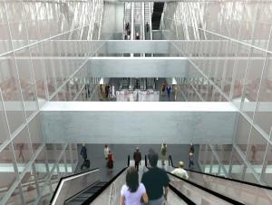 """Découvrez la future gare du Grand Paris """"Fort ..."""