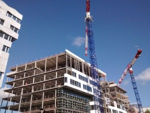 Le secteur de la construction est toujours en ...