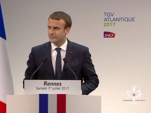Infrastructures: Emmanuel Macron priorisera ...