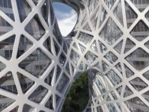 Le nouvel hôtel signé Zaha Hadid s'élèvera ...