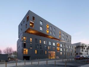 A Rennes, un bâtiment passif conçu pour des ...