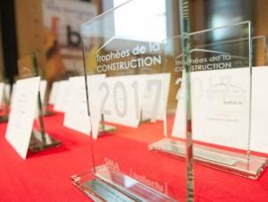 Trophées de la construction 2018: à vos ...