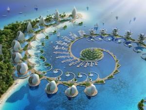 Nautilus, le complexe écotouristique du futur