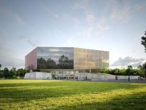 L'agence OMA choisie pour le futur palais de ...