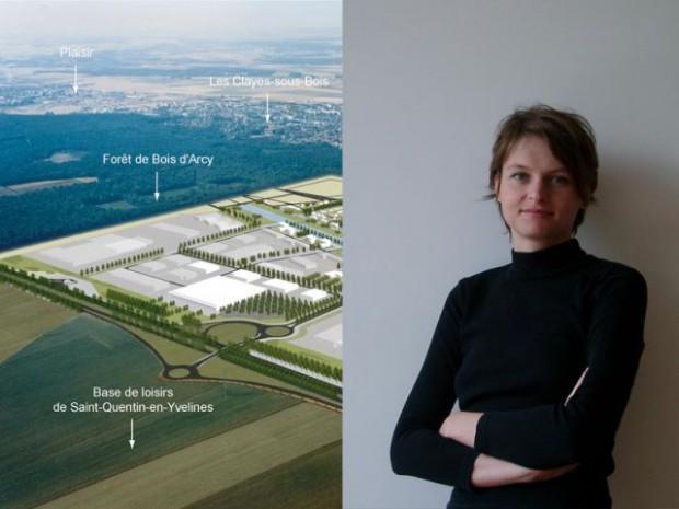 Flore bringand for Agence architecture urbanisme