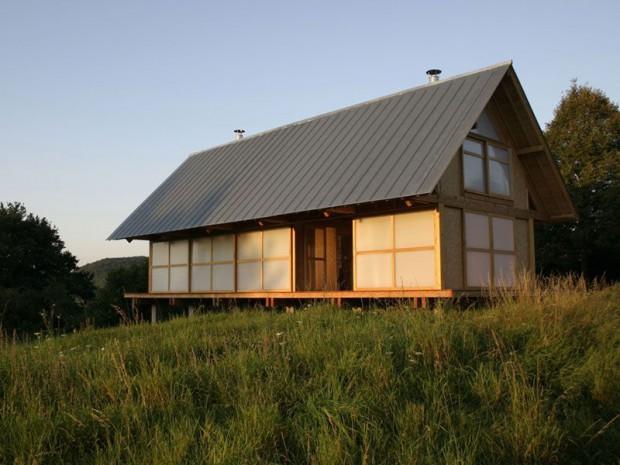 cat gorie maison individuelle architecture contemporaine petite surface. Black Bedroom Furniture Sets. Home Design Ideas