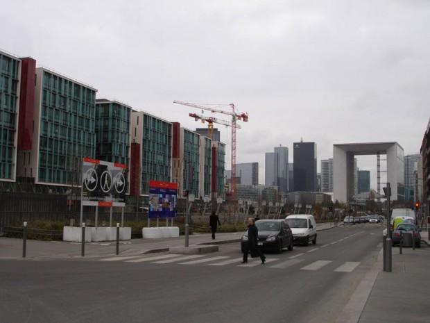 Nanterre organise son forum sur La Défense