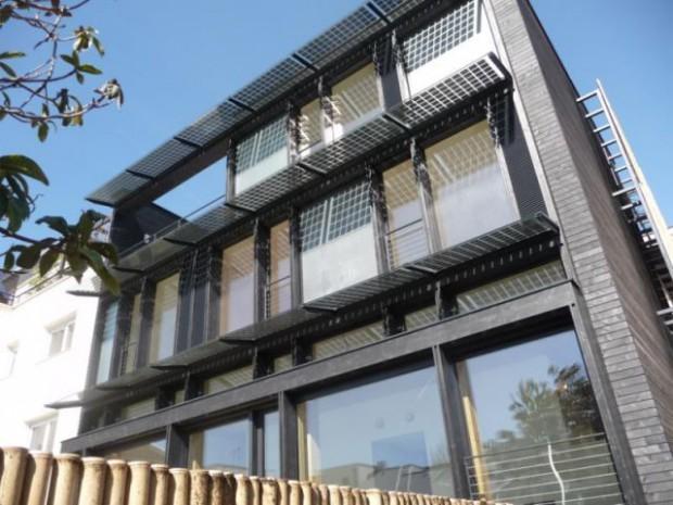 maison écologique d'architecte