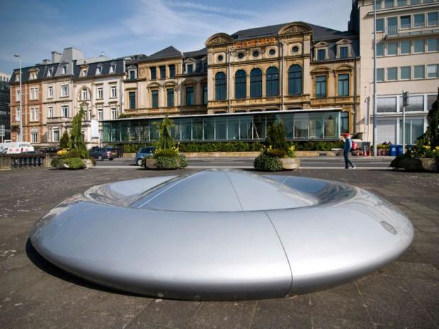 Le mobilier urbain sur la route du design ...