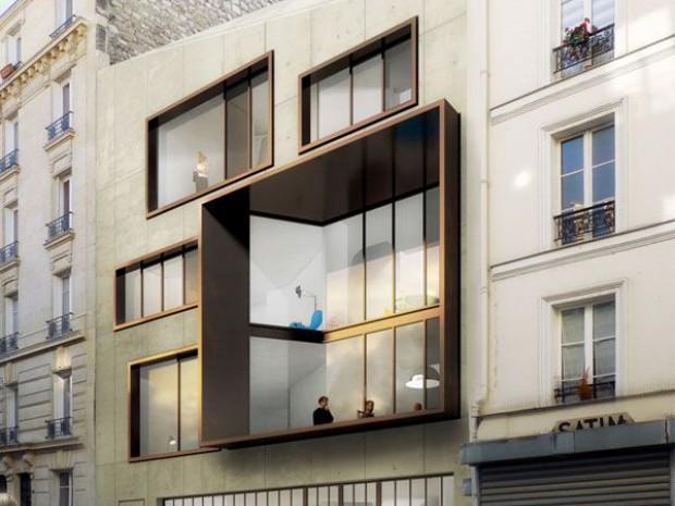 Maison individuelle en projet for Chiffrage maison individuelle