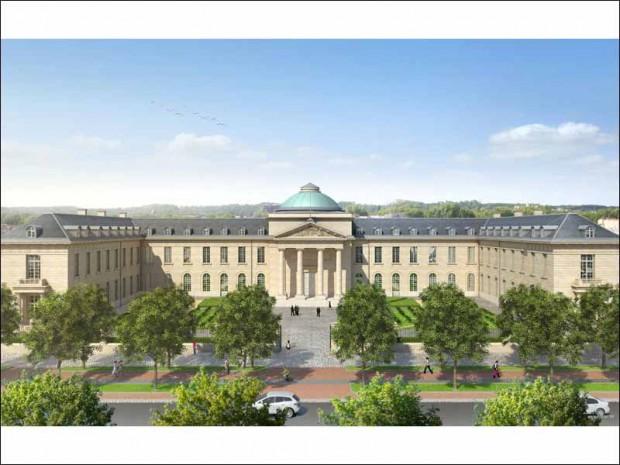 A Versailles, l'ancien hôpital Royal va retrouver ...