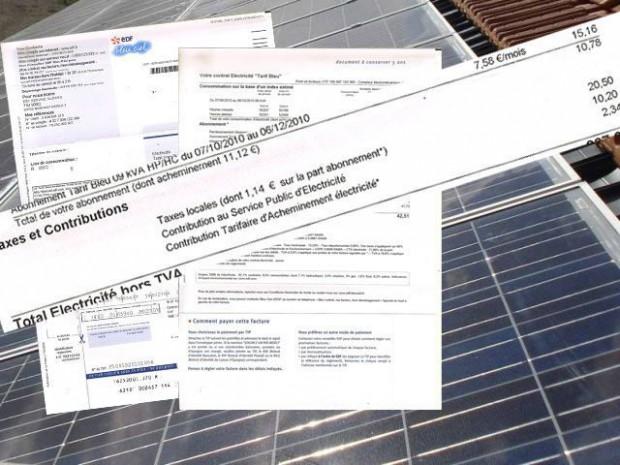Une hausse de la taxe sur l'électricité à cause ...