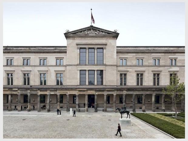 Le Neues Museum de Berlin décroche le prix Mies ...