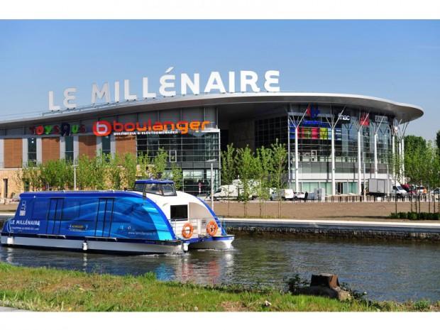 Le mill naire se met quai aubervilliers diaporama - Centre commercial porte d aubervilliers ...