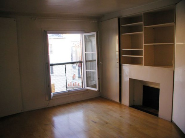 piece vide logement appartement