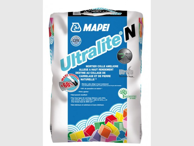 Mortier colle mapei ultralite n for Colle a carrelage mapei