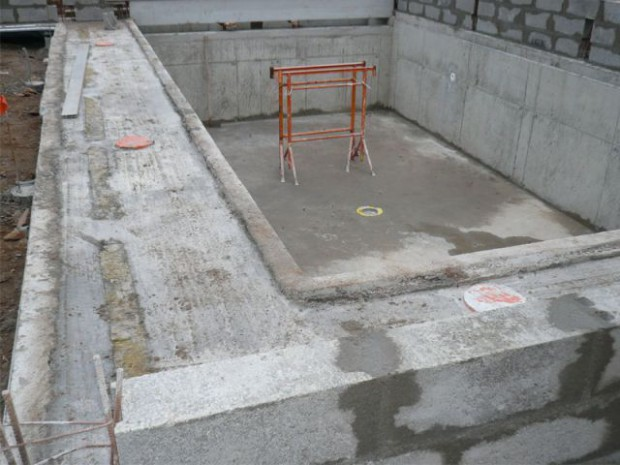 Construction piscine for Auto construction piscine