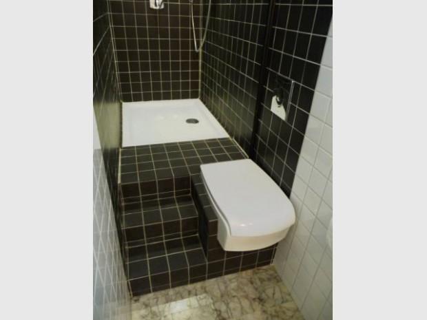 Wc encastr s for Salle bain 3m2