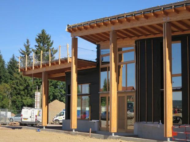 Construction bois for Construction bois vosges