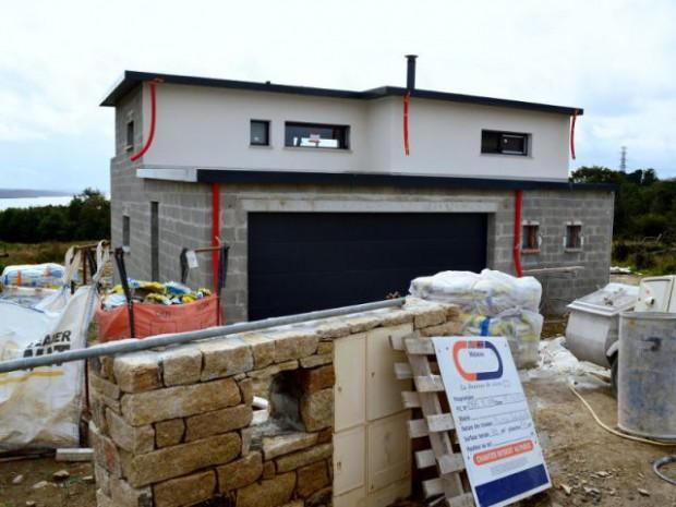 a peine logements neufs construits en 2013