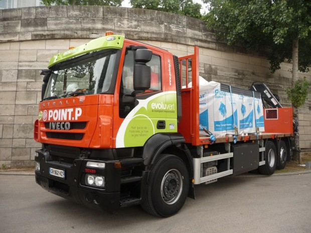 Point p lance une d marche de transport coresponsable - Point p aubagne ...