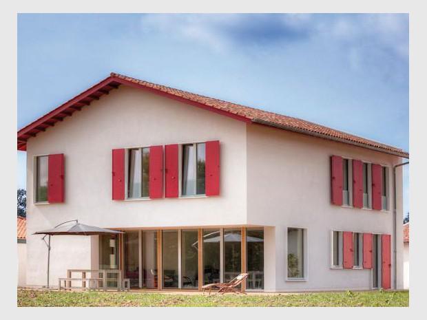 Premi re maison passive d 39 aquitaine bilan conforme mais for Constructeur maison basque