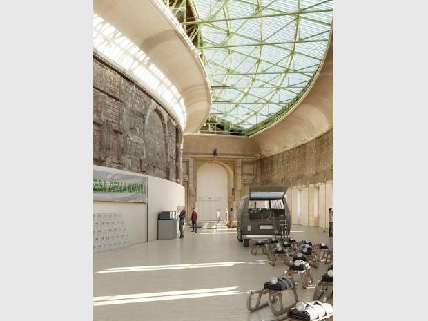 Rénovation du Grand Palais par Lan architecture