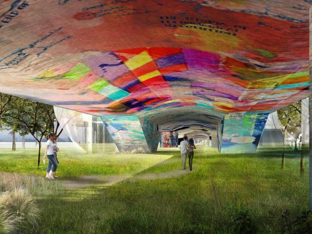 Jean nouvel construira un jardin des artistes en chine for Artistes de jardin