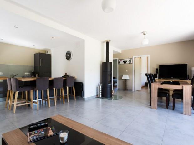 salle manger cuisine. Black Bedroom Furniture Sets. Home Design Ideas