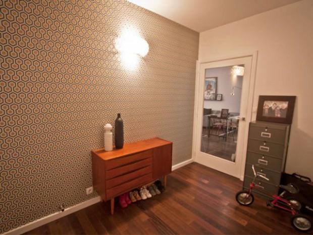 une l g re modification dans l 39 entr e. Black Bedroom Furniture Sets. Home Design Ideas