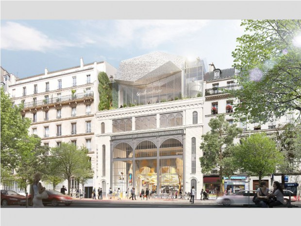 "Réinventer Paris : la mairie ""abasourdie"" ..."