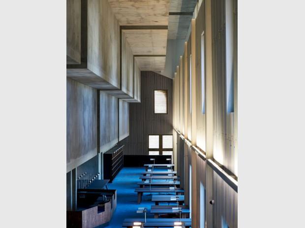 Archives de Bordeaux métropole livré en mars 2016