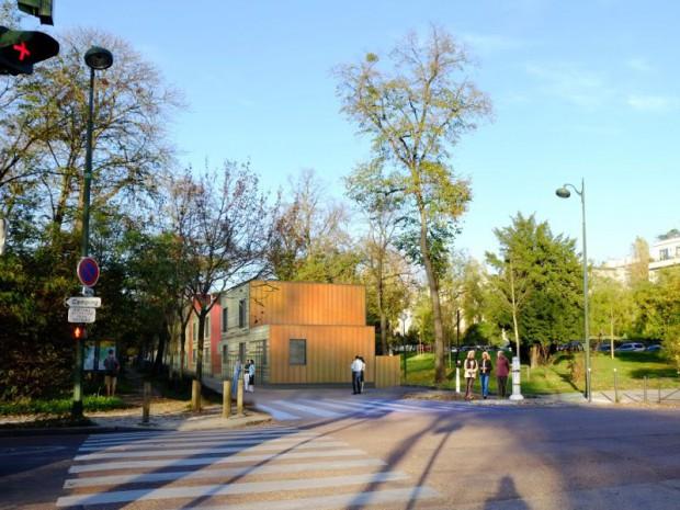 Projet de réalisation d'un centre d'hébergement