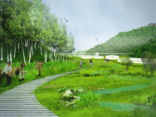 Projet Landscape Focus à Saint-Brieuc