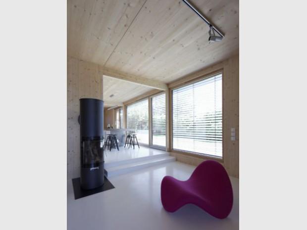 une isolation du sol performante. Black Bedroom Furniture Sets. Home Design Ideas
