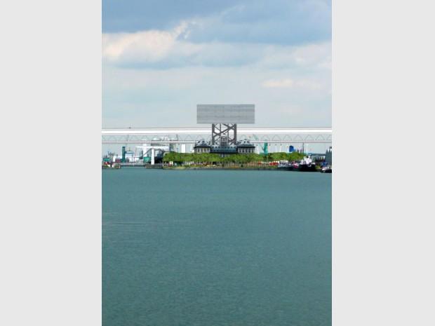 Projet de la Maison portuaire de l'agence Xaveer de Geyter