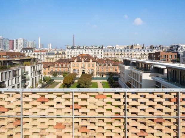 Immeuble Zac Boucicaut