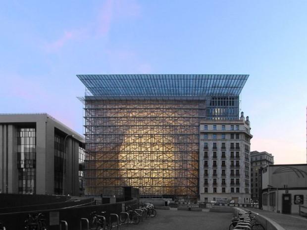 Europa, siège du Conseil européen