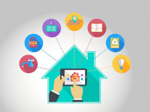 maison connect e les clients donnent la priorit la s curit. Black Bedroom Furniture Sets. Home Design Ideas