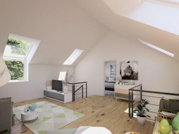 une maison espaces invers s pour gagner en confort et lumi re. Black Bedroom Furniture Sets. Home Design Ideas