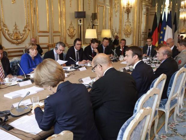 Conseil des ministres franco-allemand