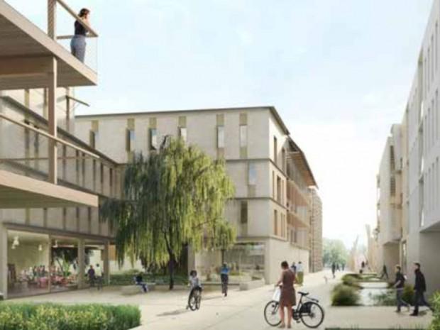Manufacture sur-Seine, Ivry-sur-Seine, porteur du projet Quartus