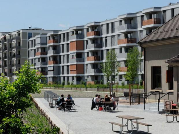 Réalisation du quartier durable Erlenmatt West de Bâle (Suisse)