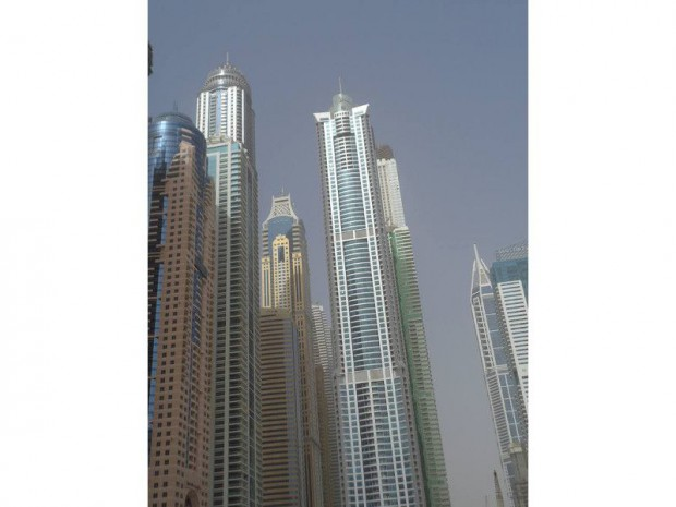 Torch tower, Dubaï