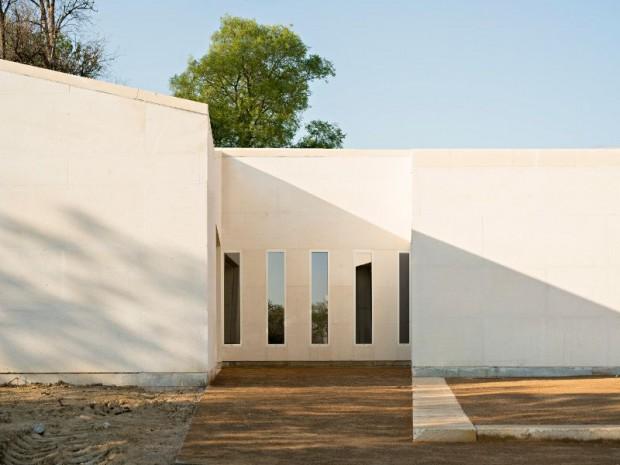 Centre éducatif fermé à Marseille réalisé par l'Atelier Combas